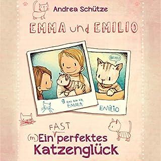 Emma und Emilio - Ein (fast) perfektes Katzenglück                   Autor:                                                                                                                                 Andrea Schütze                               Sprecher:                                                                                                                                 Tabea Hilbert                      Spieldauer: 2 Std. und 53 Min.     Noch nicht bewertet     Gesamt 0,0