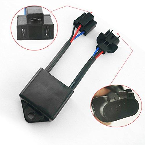 FEELDO Kit xénon HID anti-scintillement et anti-erreur pour voiture