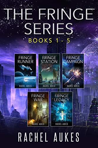 The Fringe Series Omnibus: Books 1-5 in the Fringe Series
