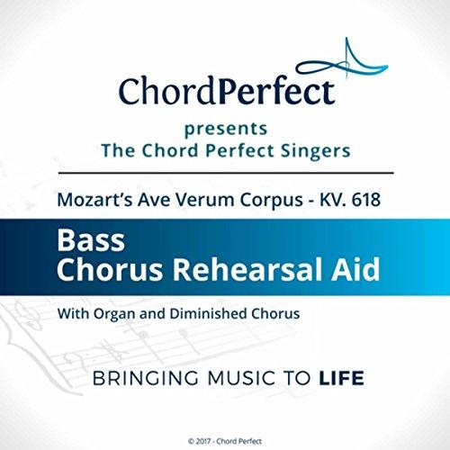 Mozart: Ave Verum Corpus, KV. 618 (Bass Chorus Rehearsal Aid)