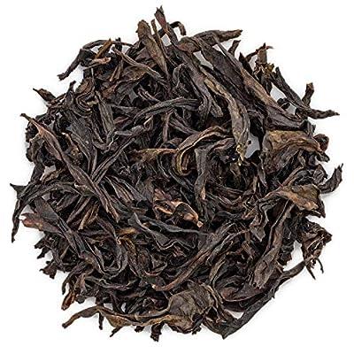 Oriarm 100g / 3.53oz Wuyi Rou Gui Wu Long Tea Leaves - Chinese Fujian Dahongpao Oolong Tea Loose Leaf - Wuyi Rock Tea Da Hong Pao Big Red Robe - Detox Relaxing Naturally Grown by Oriarm