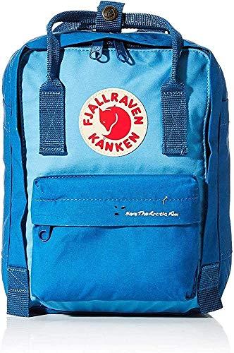 FJÄLLRÄVEN Unisex's Save The Arctic Fox Kånken Mini Backpack, 24x36x45 Centimeters (W x...