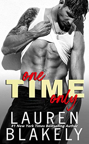 One Time Only (English Edition)