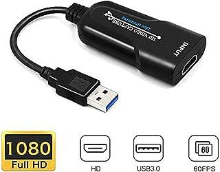Docooler karta przechwytywania HD na USB do gry karta przech
