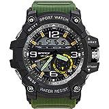 CIVO Mens Watches Black Gents Waterproof Watch...