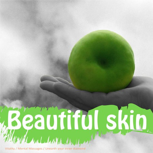 Beautiful Acne & Rosacea-free Skin audiobook cover art
