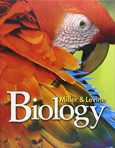 MILLER LEVINE BIOLOGY 2014 STUDENT EDITION GRADE 10