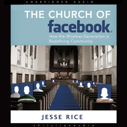 The Church of Facebook audiobook cover art
