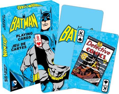 DC Comics(DCコミック)Retro Batman(レトロ バットマン)Playing Card(トランプ) [並行輸入品]