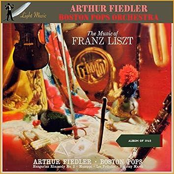 Music of Franz Liszt (Album of 1960)