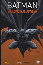Batman Un long Halloween de LOEB+SALE