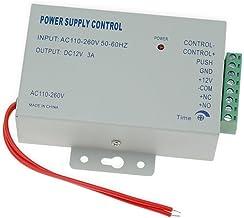 OBO HANDS AC 110-240V a DC12v 3A 36w Fuente de Alimentación para el Sistema de Control de Acceso de Puerta Fuente de Alimentación