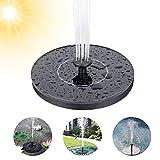 phixilin Solar Springbrunnen, Solar...