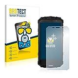 BROTECT 2X Entspiegelungs-Schutzfolie kompatibel mit Doogee S60 Lite Bildschirmschutz-Folie Matt, Anti-Reflex, Anti-Fingerprint