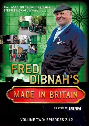 Fred Dibnah-Made in Britain 2 [Reino Unido] [DVD]