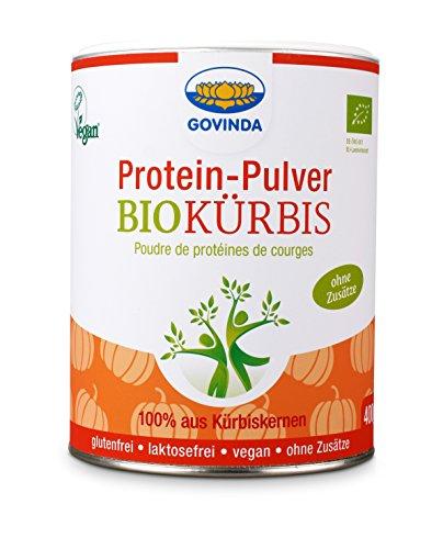 Govinda Natur Kürbiskern-Proteinpulver