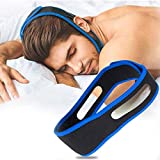 Anti Snoring Chin Strap,Snoring Solution Anti Snoring Devices Effective Stop Snoring Chin Strap for Men Women Adjustable Snore Reduction Chin Straps Snore Stopper Advanced Sleep Aids Better Sleep 009