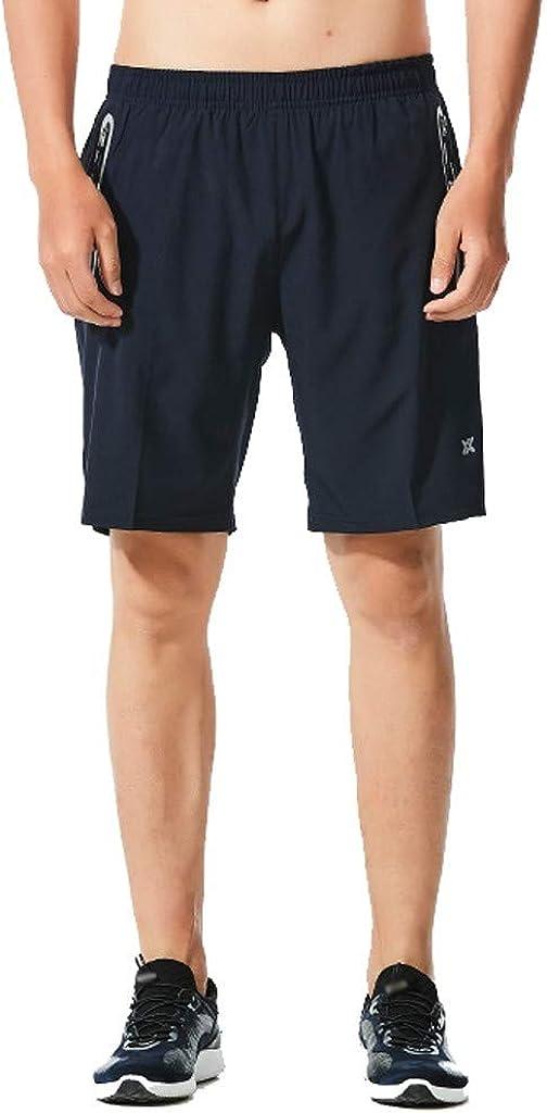 MODOQO Men's Swim Trunk-Summer Casual Hawaiian Quick Dry Slim Fit Board Shorts for Surfing (Blue,CN-6XL/US-4XL)
