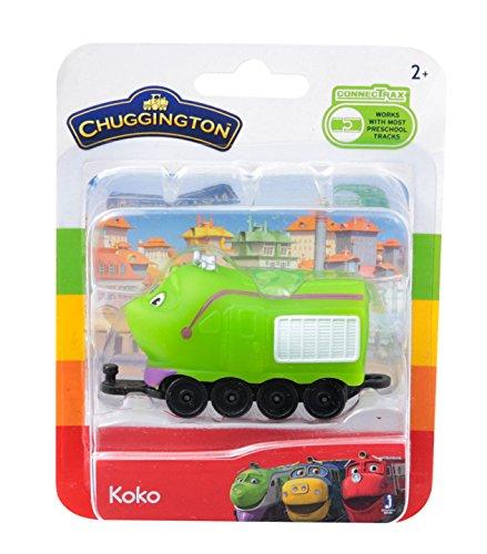 Giochi Preziosi - Chuggington Trenino Blister Singolo, Personaggio Koko