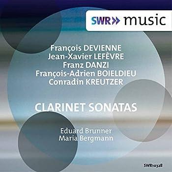 Clarinet Sonata No 2 in E-Flat Major  III Rondo Allegretto