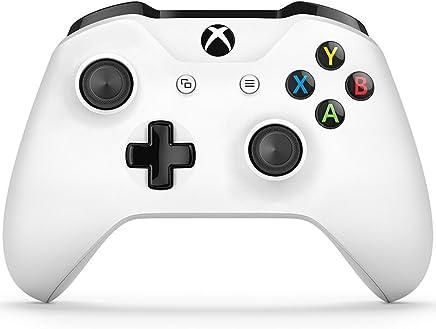 【Xbox无线手柄】Microsoft 微软 Xbox无线控制器/手柄 白色 (带3.5mm耳机接头) TF5-00007 可开专票
