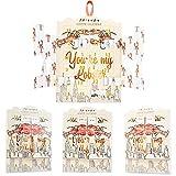 Friends Calendario dell'Avvento Gioielli 2021 Bambina Ragazza - Advent Calendar 24 Sorprese e Charms