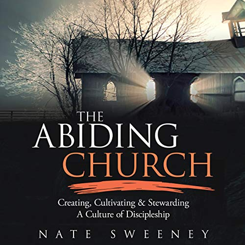 The Abiding Church: Creating, Cultivating, and Stewarding a Culture of Discipleship cover art