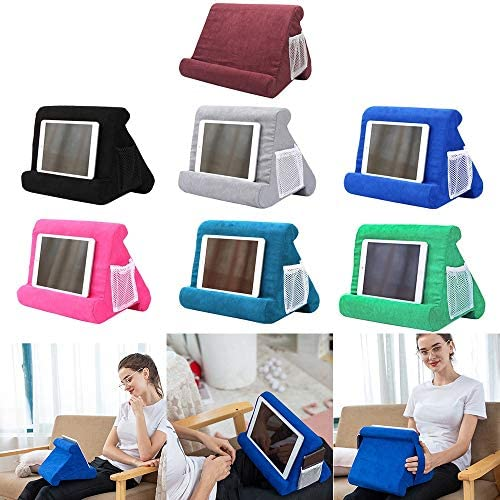 Pillow Foam Laptop Tablet Lapdesk Multifunction Tablet Stand Holder Stand Lap Rest Cushion for product image