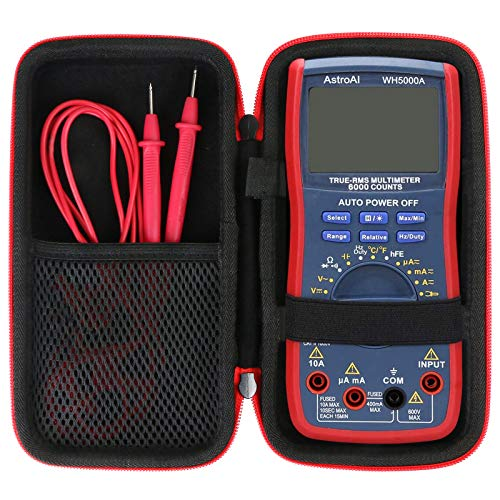 Hard Case Replacement for AstroAI Digital Multimeter Volt Meter by Aenllosi (for 6000 Counts)