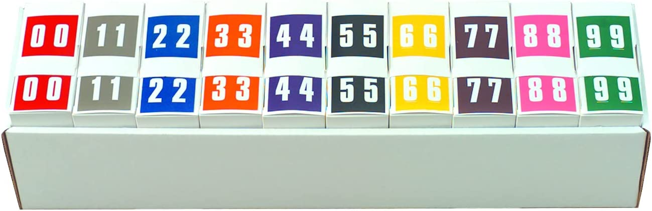 Doctor Stuff - File Folder Labels 0-9 of Set All Max 86% OFF items in the store Complete Numbers