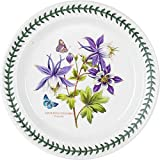 10-1/2-inch diameter Set includes 6 assorted motifs Dishwasher and microwave safe Coordinates with Portmeirion's Original Botanic Garden Available as single motif or in set of assorted 6 motifs