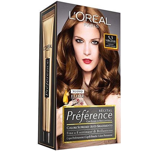 PREFERENCE 5,3 castano chiaro dorato - Tintes para el cabello