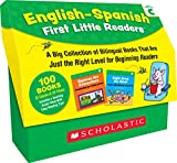 English-Spanish First Little Readers: Guided Reading Level C (Classroom Set): 25 Bilingual Books That are Just the Right Level for Beginning Readers