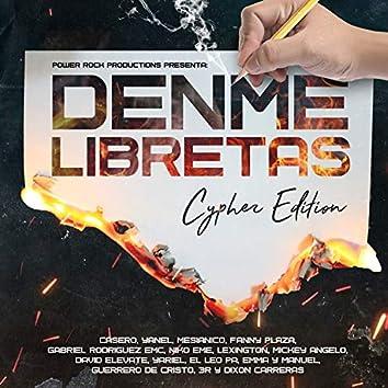 Denme Libretas (Cypher Edition)