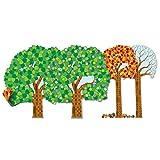 Carson Dellosa – Big Seasonal Tree Bulletin Board Set, Classroom Décor, 84 Pieces