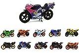 Globo Toys Globo–34511spidko Druckguss Racing Motorrad (2-teilig)