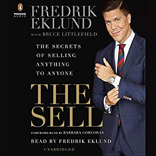 The Sell audiobook cover art