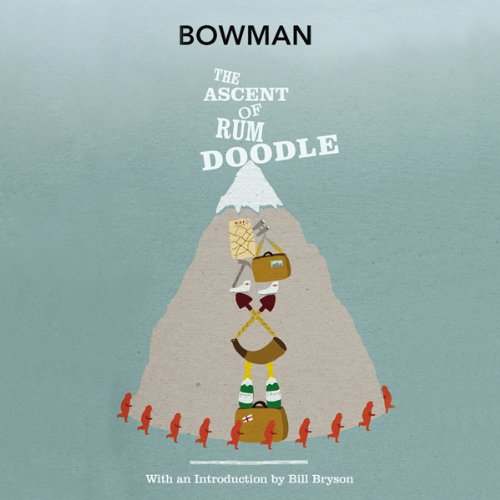 The Ascent of Rum Doodle audiobook cover art