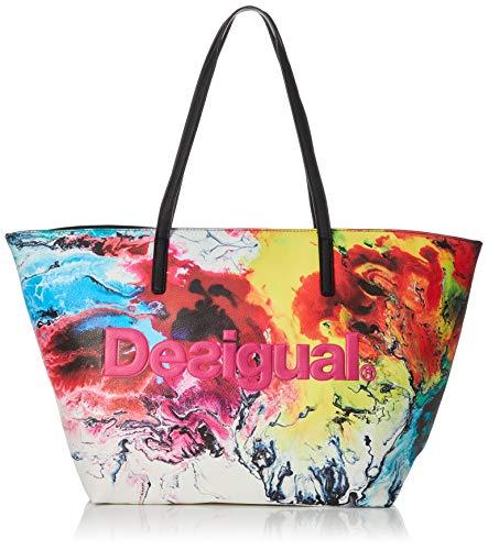 Desigual SIGMA SICILIA Shopper damen Multicolor - Einheitsgrösse - Shopper/Einkaufstasche
