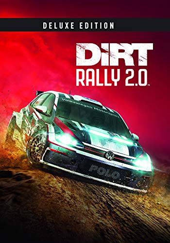 DiRT Rally 2.0 Deluxe Edition | PC Code - Steam