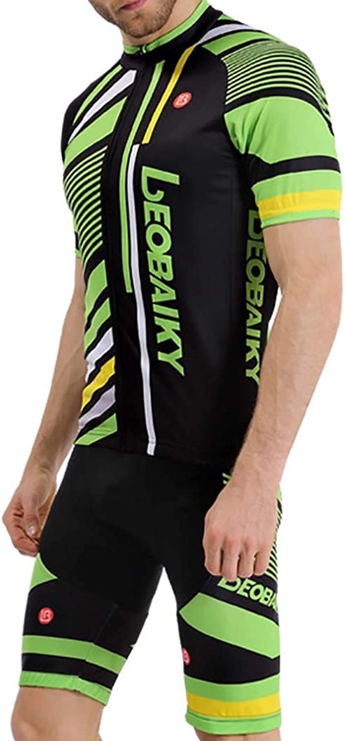 Biker Shorts, Cycling Shorts Men Polyester Relaxed Fit Sportswear Outdoor Sportswear for MTB Road Bicycle Outdoor Sports,XXXL