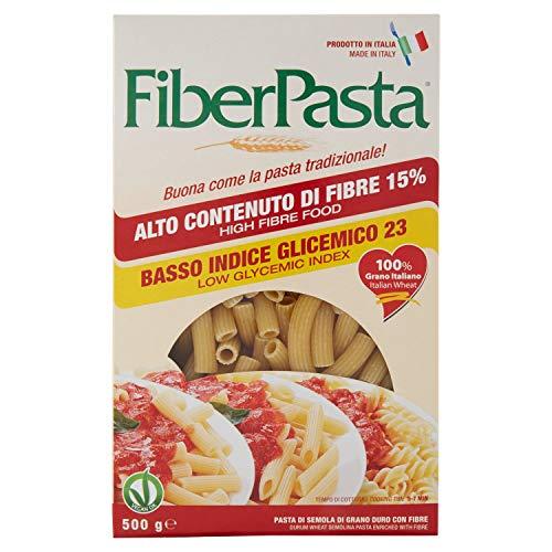 FiberPasta Sedani a Basso Indice Glicemico 500g