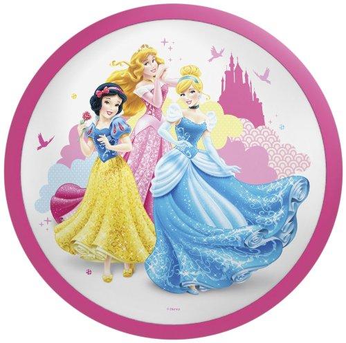 Philips 717602816 Plafonnier LED Disney Princess Chambre d'Enfant Matière Synthétiques