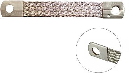 Kupferband verschiedene Längen 25mm² Erdungsband