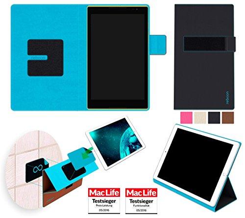 Hülle für Lenovo Tab S8 Tasche Cover Hülle Bumper | in Schwarz | Testsieger