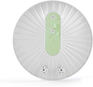 Xu-dishwasher Hogar Ultra pequeño lavavajillas, hortalizas Fruit portátil Lavadora, Placa Limpiador for Taza del Plato eficiente de la energía de Ruido Diseño de Baja (Color : White+Green)