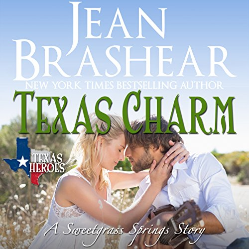 Texas Charm audiobook cover art