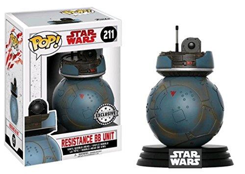 Funko Pop! Star Wars: The Last Jedi Resistance BB Unit (211)