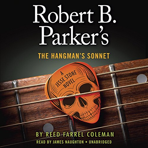 Robert B. Parker's The Hangman's Sonnet cover art