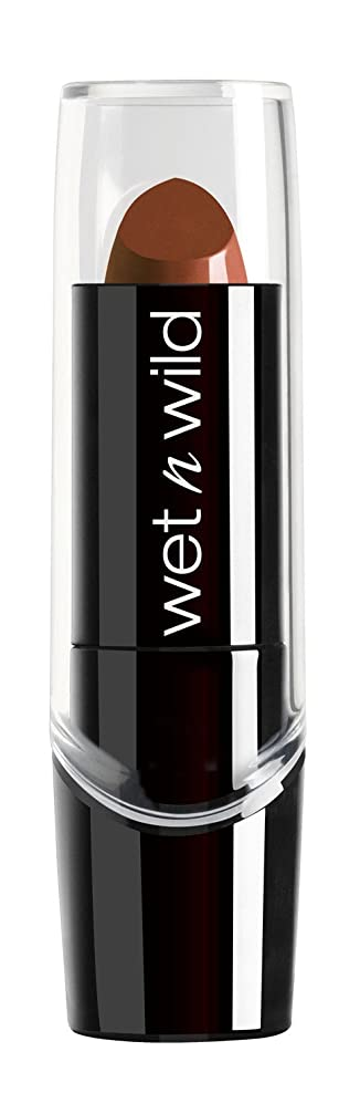 なんでも王族トンWET N WILD Silk Finish Lipstick - Mink Brown (DC) by Wet 'n' Wild